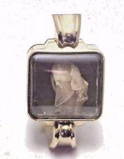 NOS Antique Star Watch Case Co 10k Yellow Gold GF Womens Wrist Watch Case #Star2