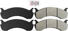 Disc Brake Pad Set-Hydraulic Brakes Rear,Front Autopartsource PRM786