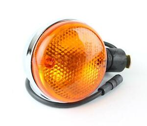 Genuine Moto Guzzi California RH Front Turn Signal Light Indicator 03750600 2688