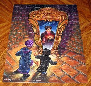 Bepuzzled Harry Potter 250 Pc Puzzle The Sorcerer's Stone Complete