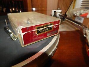 Vintage EMT-Franz TSD-15 MC Moving Coil Phono Cartridge- Germany