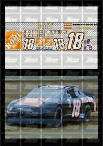NASCAR 1/24 DECALS TS10 - TONY STEWART 2003 ARCA #18 THE HOME DEPOT