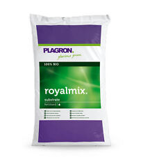 Plagron RoyalMix 50L vorgedüngte Bio Pflanzerde Royal Mix Royalty-Mix Grow Erde