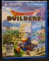 Dragon Quest Builders PlayStation Vita English Subtitles EXTREMELY RARE
