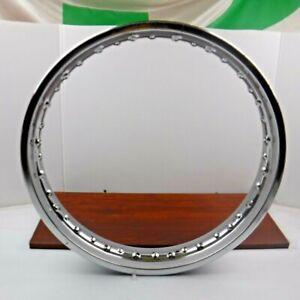Kawasaki Early H1 500 Rear Wheel Rim Date Code 1D 4/71 Takasago KH500,KZ 650