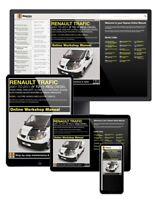 Renault Trafic Diesel (2001-2011) Y to 11 Haynes Online Manual