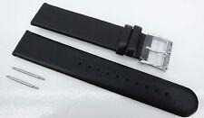 Genuine Mondaine Men's Leather Watch Strap (18mm) FE3118.20Q BRAND NEW!