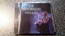 Joe Henderson Lush Life CD Verve Jazz