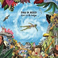 Press To MECO - Heres to the Fatigue [CD]