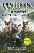 Warriors Field Guide: Battles of the Clans by Erin Hunter (2010, Hardcover)
