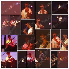FRANK ZAPPA - Milano, italy 7 july 1982 lot 35 unpublished photos - fotografie