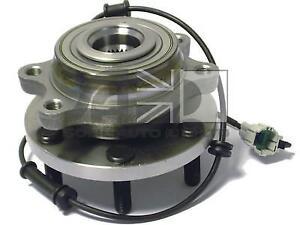 Nissan navara/Pathfinder Solid Auto N137078 Front Wheel Bearing Kit