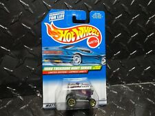 1999 Hot Wheels Treasure Hunt #940 Purple Express Lane w/Gold 5 Spoke Wheels