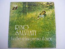 Rino Salviati - Tu che m'hai - Italy LP