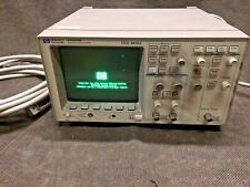 HP HEWLETT PACKARD 54600B 100 MHZ OSCILLOSCOPE