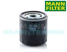 Mann Hummel OE Quality Replacement Engine Oil Filter W 7035