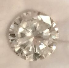 MOISSANITE, True Light™ G-H Color 11.5MM SI Clarity ROUND DIAMOND CUT 4.5ct