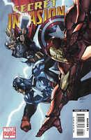 Secret Invasion #6 1:50 Lenil Francis Yu Color Variant Marvel 2008
