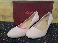 Dexflex 180729 WW KARMA PINK Women's Heels Shoes Size 6W NWB