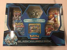 Pokemon Black Kyurem Box Gift Set For Card Game TCG CCG