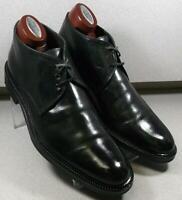 244971 ESCR50 Men/'s Shoe Size 8.5 E Black Crown Made in USA Johnston /& Murphy