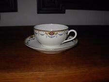 tasse à café ancienne porcelaine limoges an début 1900 ets Bedoule & Legrand