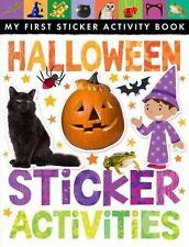 Halloween Sticker Activities [With Sticker(s)] (My First Sticker Activity Book),