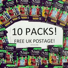 More details for ten 10 packets premier league adrenalyn xl 2021-22 2021/22 panini cheap packs