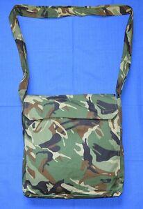 Bulgarian Army Woodland CAMOUFLAGE Valise BAG