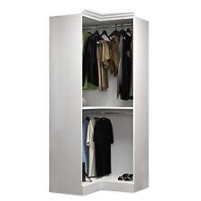 """Bestar Versatile by 36"""" Corner storage unit in White 40165-17 Storage Unit NEW"""
