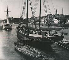 PORNIC c. 1950 - Le Port Bretagne - DIV786