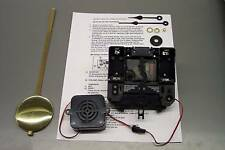 NEW 5 CHIME SETTINGS QUARTZ MOVEMENT CLOCK KIT --  service repair parts