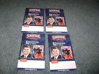 Justin Pugh Syracuse Orangemen 2013 Senior Bowl Rookie Card Lot New York Giants