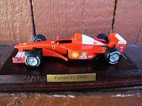 Mattel Hot Wheels 1:43 Ferrari F1 2000