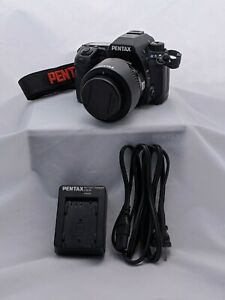 Pentax K-5 16.3MP Digital SLR Camera - Black (Kit w/ DA 18-55mm Lens)