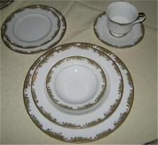 Sango Chateau Lot of 49 Pieces, Cups, Saucers, Salad, Bread, Soup, and More