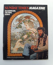 June Sunday Times News & Current Affairs Magazines