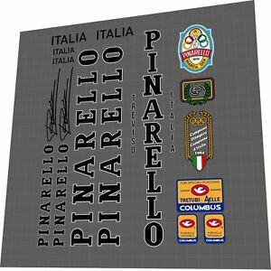 Pinarello_Italia DECAL SET