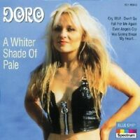 DORO - WHITER SHADE OF PALE  CD NEU