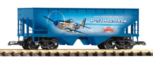Piko G Scale 38902-910 Two Pack of NEW Warbirds Collectible Hoppers