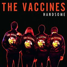 "THE VACCINES - HANDSOME: 7"" VINYL SINGLE (March 9th, 2015)"