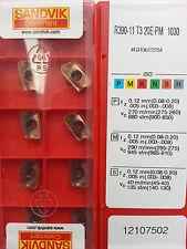R390-11t312e-pm 1030 SANDVIK Piastre Svolta Nuovo Incl. 19% IVA.