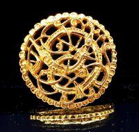 Vintage Celtic British Museum Penannular brooch.