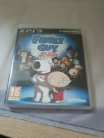 Family Guy Back to the Multiverse PS3 Playstation 3