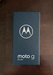 Motorola Moto G Play (2021) 32GB Memory (Factory Unlocked) - Misty Blue