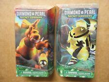 Two New Factory-Sealed Pokemon Diamond & Pearl Secret Wonders Theme Decks