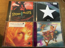 Stone Temple Pilots [4 CD Alben] Core + Tiny Music.Songs from + Shangri La + No4