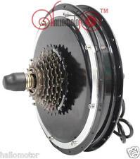 New Style Threaded 48V 1500W Brushless Gearless Rear Hub Motor for Ebike