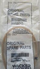 Wacker Jumping Jack Hose-Assembly Oil Injection Part 5100019506