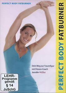 Perfect Body - Fatburner [DVD /NEU/OVP] mit Fitness-Coach Jennifer Hößler